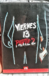 Viernes 13 Parte 2 (friday The 13th Part 2) Dvd