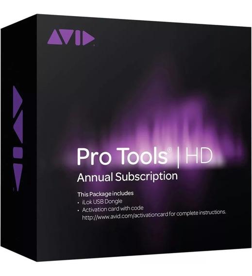Pro Tools Hd 12.5 Win X64 Bits - Licenciado