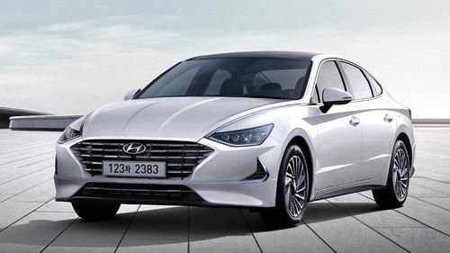 Hyundai Sonata Hybrid 2021 0km | Zucchino Motors