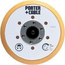 Imagen 1 de 7 de Almohadilla Con Adhesivo Porter Cable