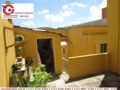 Imagem 1 de 12 de Casas À Venda  Em Jundiaí/sp - Compre A Sua Casa Aqui! - 1248751