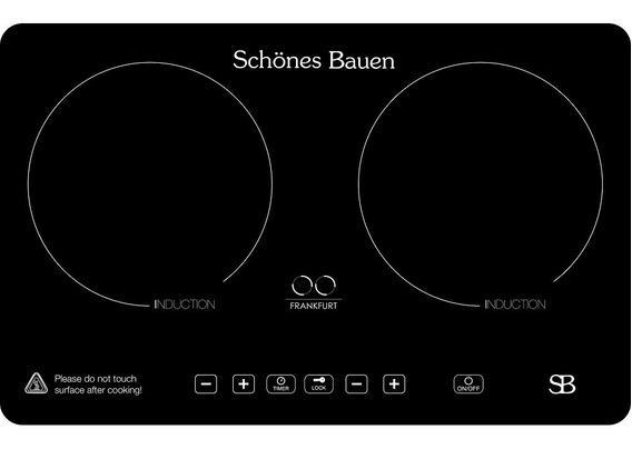Schönes Bauen Parrilla De Inducción Magnética Frankfurt