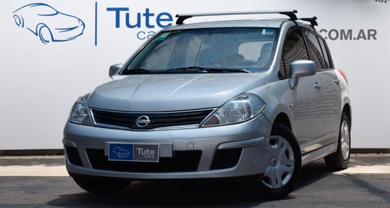 Nissan Tiida 1.8 Visia 6mt Eric