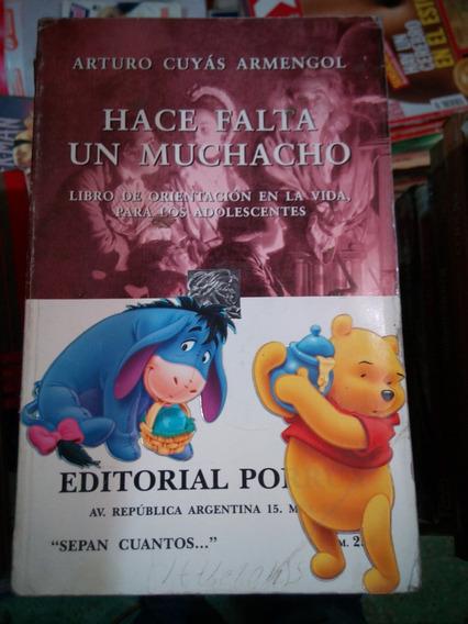 C12 Sepan Cuantos # 2 Hace Falta Un Muchacho Cuyas Armengol