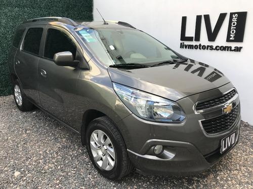 Chevrolet Spin 1.8 Ltz M/t Año 2015 - Liv Motors