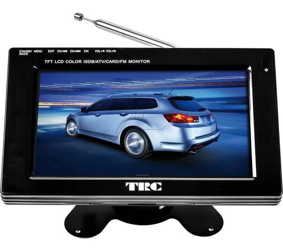 Tv Digital Portátil Lcd 7 Trc Trc-1700