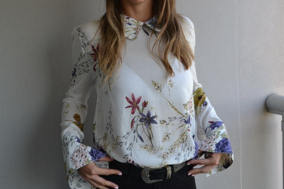 Camisa Miranda White