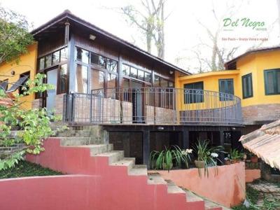 Casa Residencial À Venda, Miolo Da Granja, Granja Viana. - Ca0667