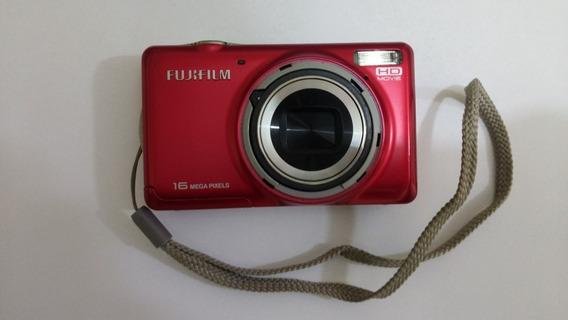 Câmera Fotográfica Compacta Fujifilm Finepix 16mp