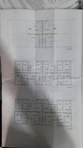 Cobertura Residencial À Venda, Campestre, Santo André. - Co3117