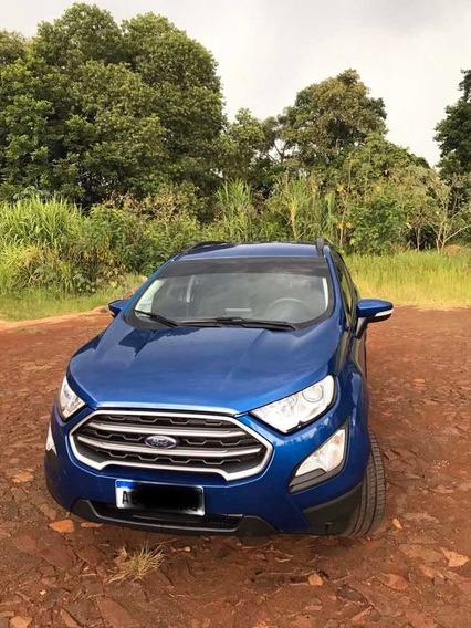 Ford Ecosport 1.5 Se 123cv 4x2 2017
