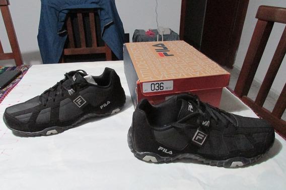 Zapatillas Fila Urbanas Hombre Talle Usa 11