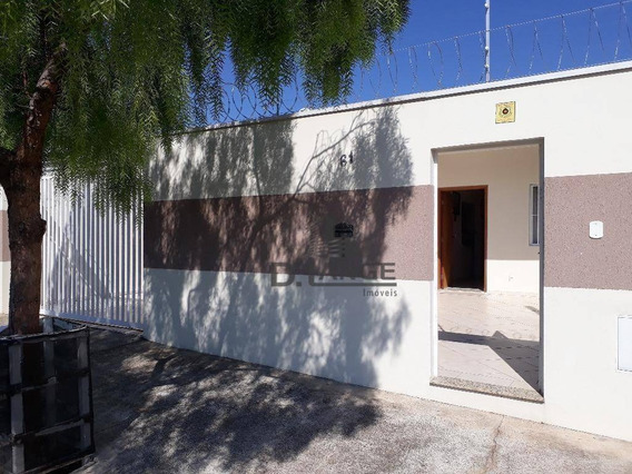 Casa Residencial À Venda, João Aranha, Paulínia. - Ca11836