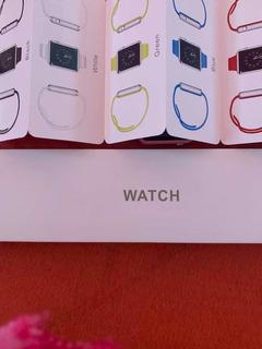 Relógio Inteligente Ou Smart Watch Rosa