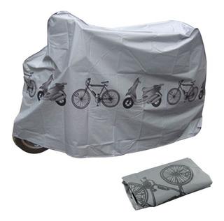 Capa Chuva Bike Moto Impermeável Elite Pcx Burgman Nex Dafra