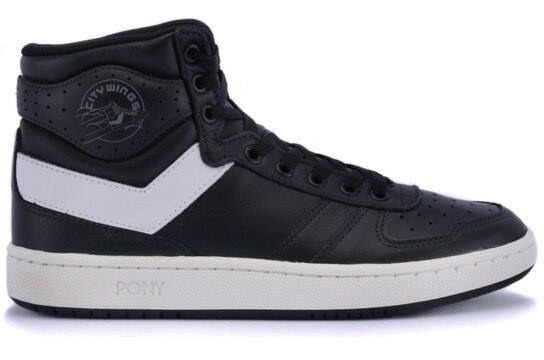 Tênis Pony City Wings Hi Leather