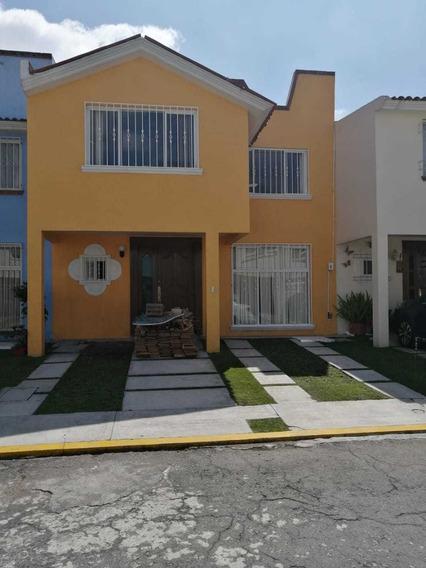 Casa En Renta Toluca 2 Cuadras De Tollocan Y Comonfort