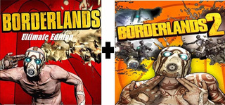 Borderlands Ultimate Edition + Borderlands 2 Ps3