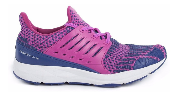 Zapatilla Montagne Running Mujer Racer 7 Goma