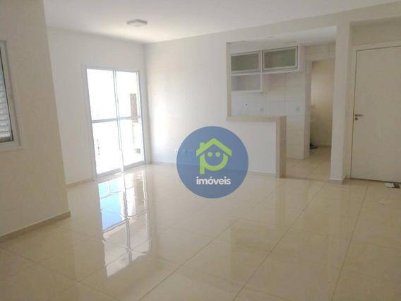Apartamento Com 2 Dormitórios Para Alugar, 85 M² Por R$ 1.950/mês - Jardim Urano - São José Do Rio Preto/sp - Ap7426