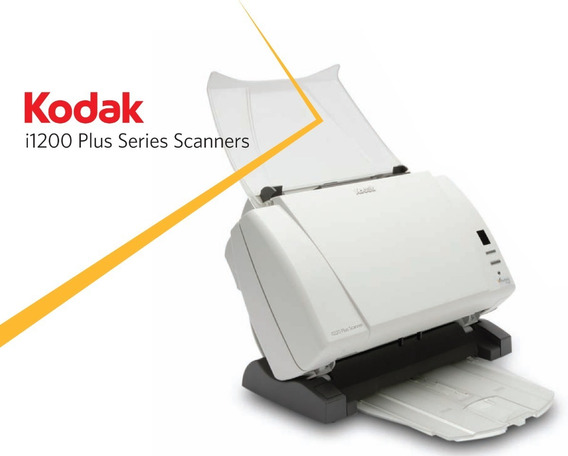 Scanner Kodak I1220 Plus Duplex (novo)