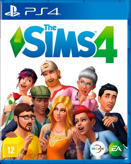 The Sims 4 Ps4 Mídia Mídia Digital Psn Português Promoção