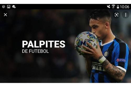 Imagem 1 de 1 de Palpites De Futebol