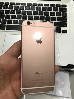 iPhone 6s 64gb Rose Novo
