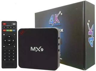 Tv Box 4k Ultra Hd Quad-core Usb Hdmi Wireless Smart Tv Box