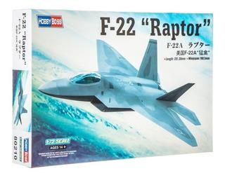 Hobbyboss 1/72 80210 F-22 Raptor