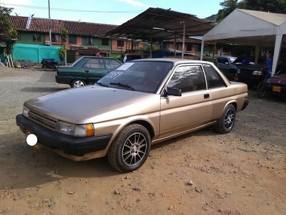 Toyota Tercel 1989