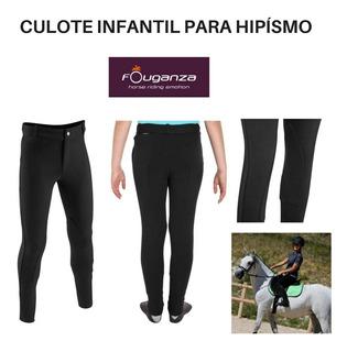 Culote Infantil Para Hipismo Preto Cavalgada Cavalo Barato