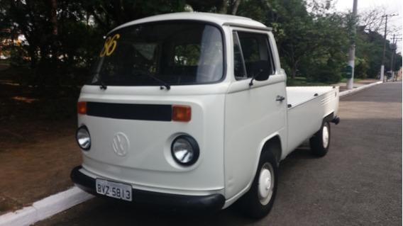 Kombi Pick Up 1986 Impecável