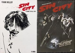 Sin City - Película + Comic - Frank Miller Robert Rodriguez