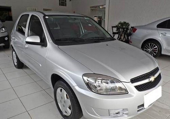 Chevrolet Celta 1.0 Lt Prata 8v Flex 4p Manual 2013
