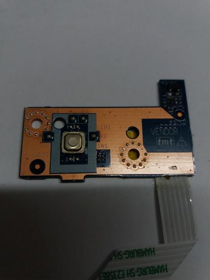 Placa Botão Power Acer E1 532 E1 510 E1 572 V5we2