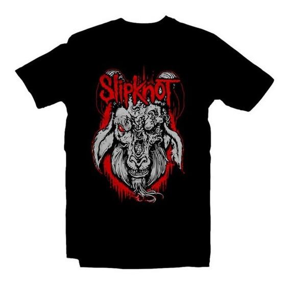 Playeras Slipknot Mujer Y Hombre - 9 Modelos Disponibles!!!