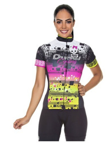 Camisa Feminina Ciclismo Dunas