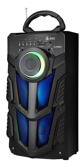 Caixa de som Infokit VC-M883BT portátil sem fio Preto 110V/220V
