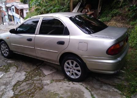 Mazda Allegro Modelo 98 Motor 1.3