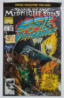 Ghost Rider Blaze Spirits Of Vengeance 1 En Bolsa Sellada.