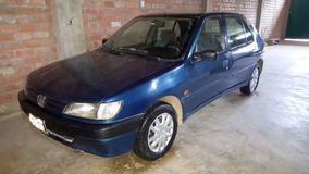 Peugeot 306 Xr Motor 1600, Año 1996 Automático