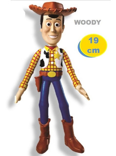 Woody Toy Story Muñeco Figura Vaquero Soft Pelicula 2588