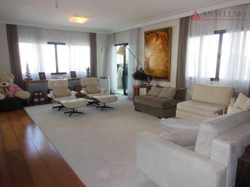 Apartamento À Venda, 225 M² Por R$ 1.450.000,00 - Centro - São Bernardo Do Campo/sp - Ap1126