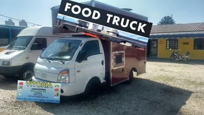 Hyundai Hr Food Truck Ano 2009 Food Truck