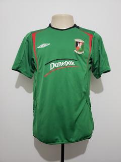 Camisa Oficial Futebol Glentoran Irlanda 2006 Home Umbro M