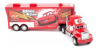 Cars Truck Container A Fricción Original Ditoys