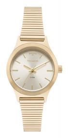 Relógio Technos Dourado Feminino Elegance 2035mmf/4x
