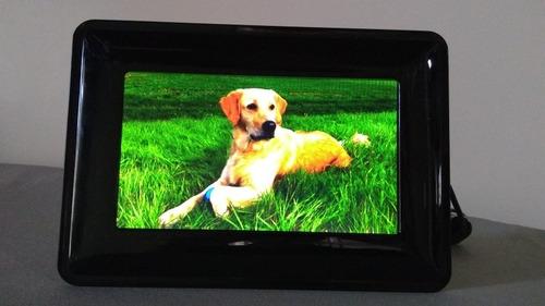 Porta Retrato Digital Coby Dp 730