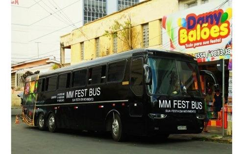 Ônibus Balada / Boate Completo